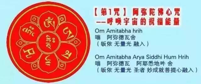 增福转运 | 记住九个咒语,佑你增福转运!